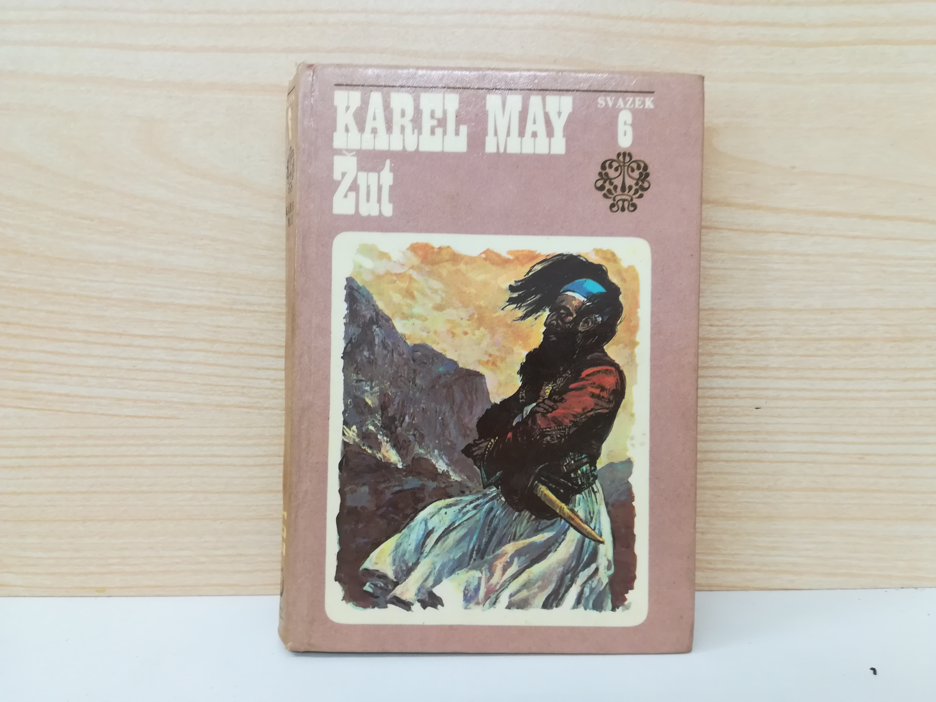 Karl May - Žut