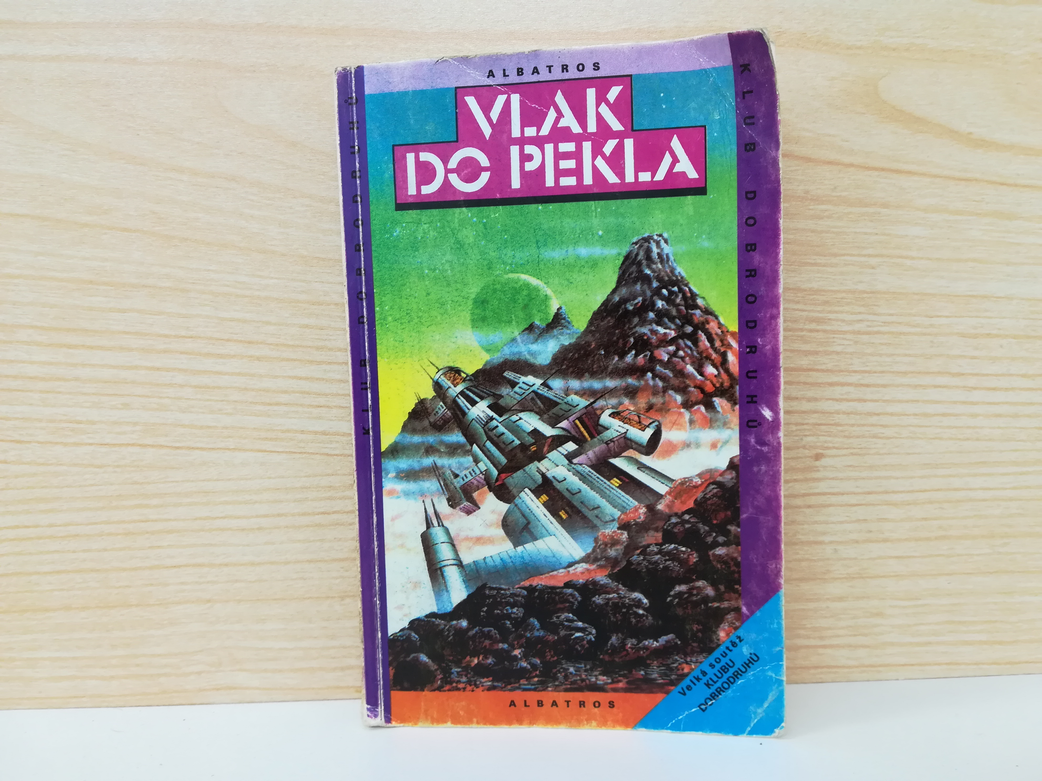 * antologie - Vlak do pekla