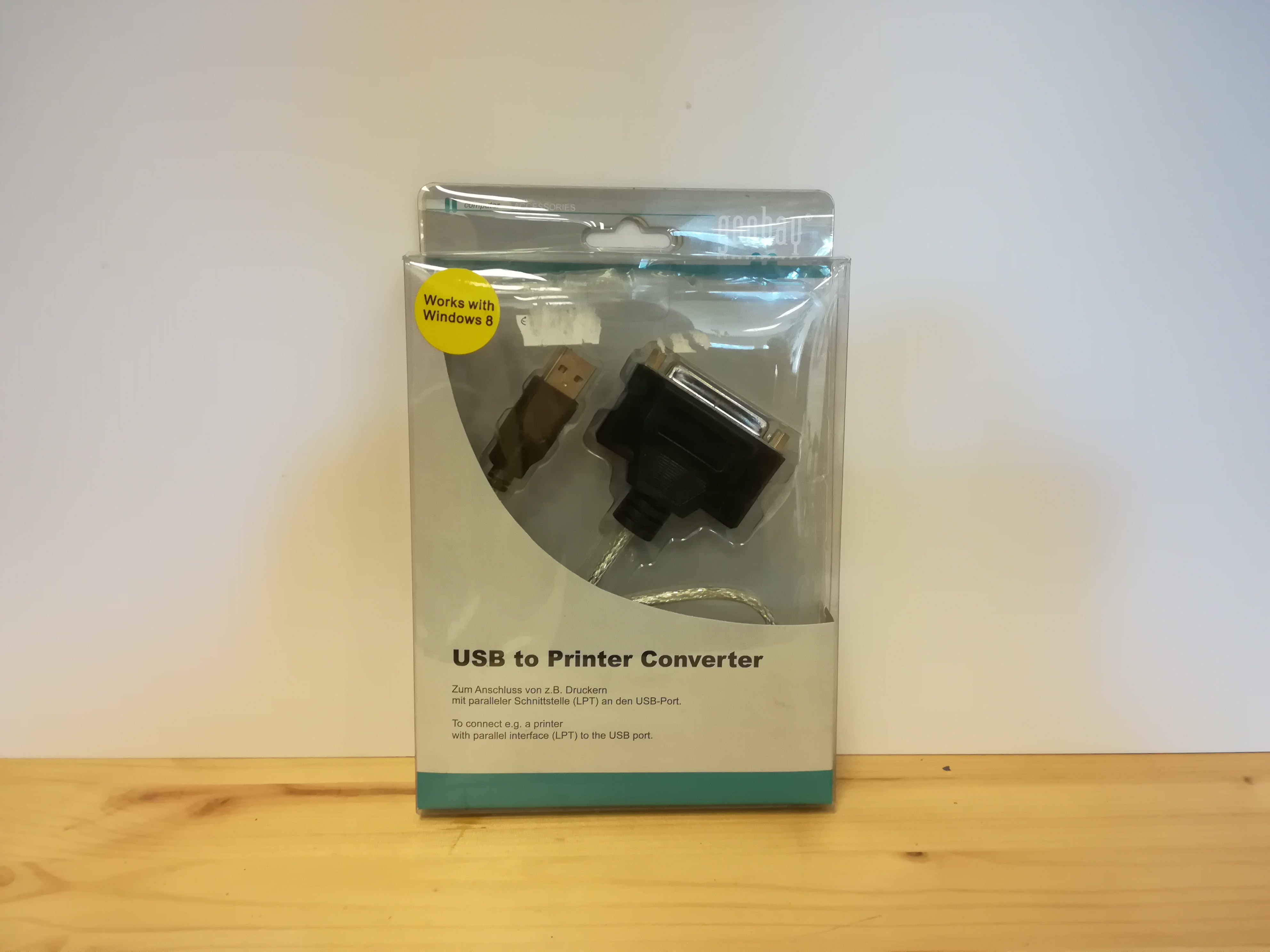USB to Printer Converter délky 0,9m