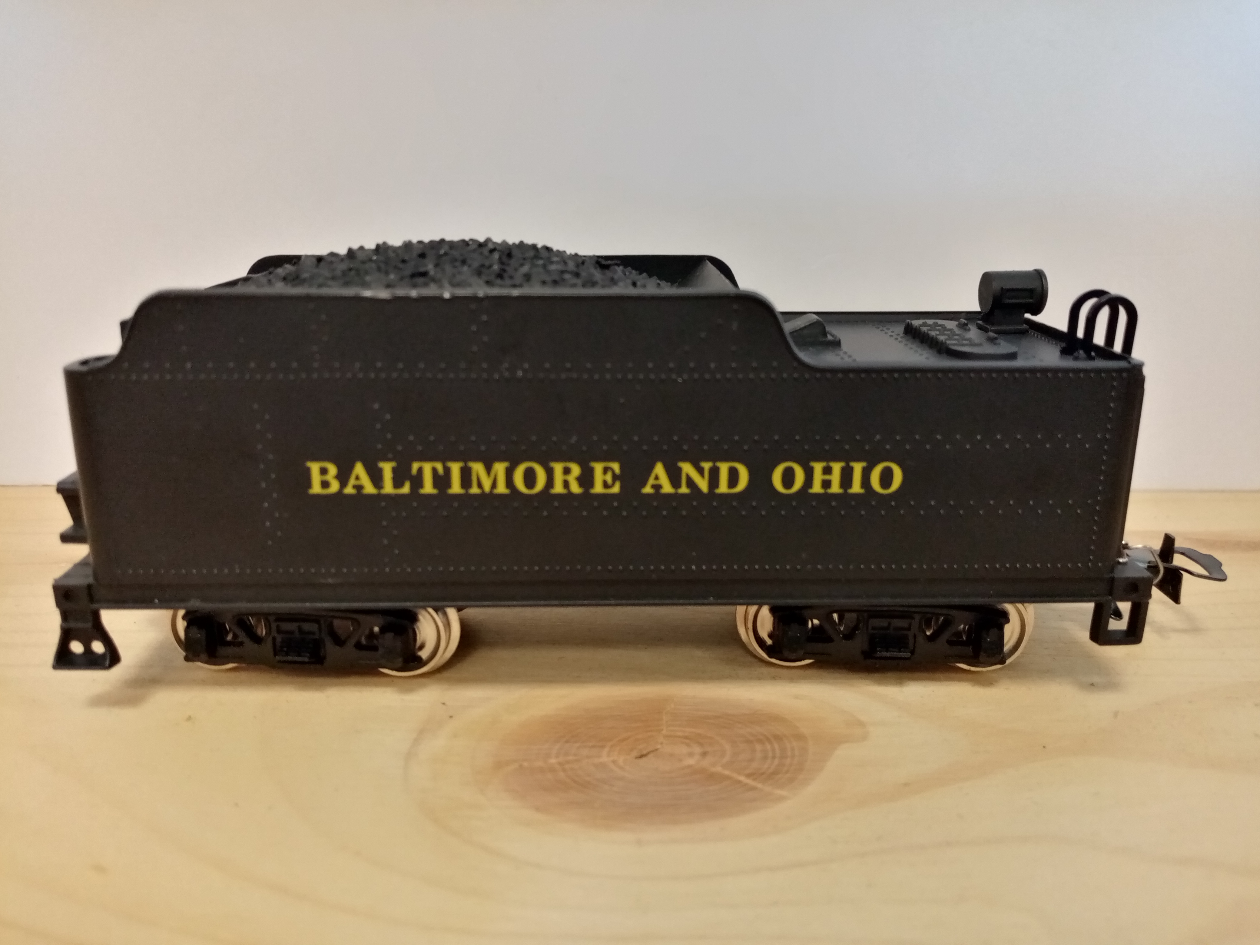 H0 - Funkční tender Baltimore and Ohio