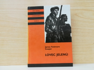 James Fenimore Cooper - Lovec jelenů